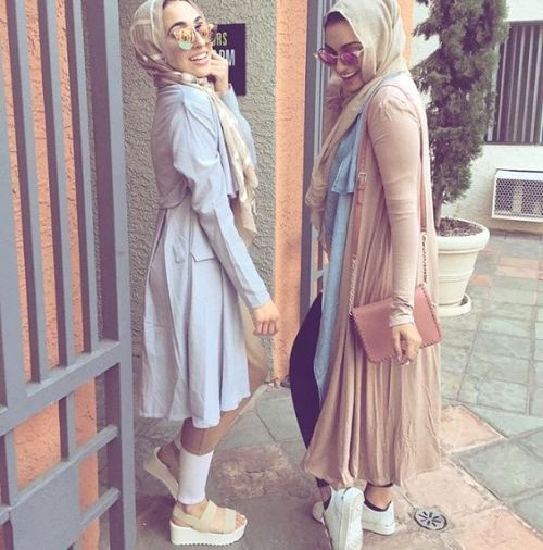 pastel long trench jackets