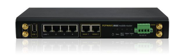 Pepwave Max HD2 industrial strength Cellular Router  #controller #wifi #flyers #leaflets… #wiredtowns #switches #wireless #charities #communities #networks