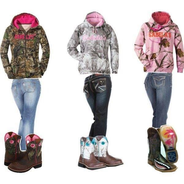 Casual country outfits... Perfect for those chilly springfall nights by a bonfire!