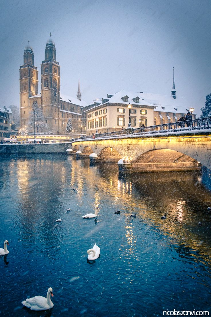 Zürich City, Switzerland [2014]  Photo: Nicolas Zonvi  https://www.facebook.com/zonviphoto