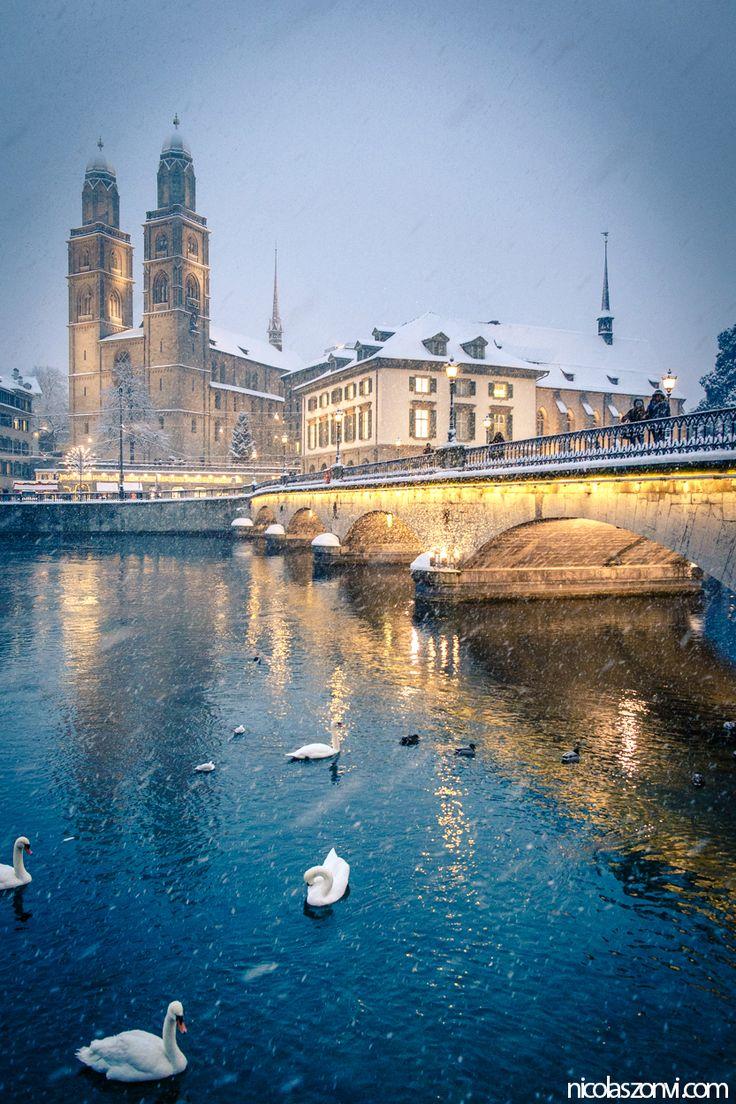 Zürich City, Switzerland [2014]  Photo: Nicolas Zonvi  https://www.facebook.com/zonviphoto