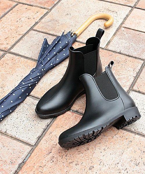 【ZOZOTOWN】AAA+(サンエープラス)のレインシューズ「履きやすくて歩きやすい☆デザイン性の高いサイドゴアレインブーツ♪クッション性の高いインソールで履き心地◎/AAA+Fe3534」(3534)をセール価格で購入できます。