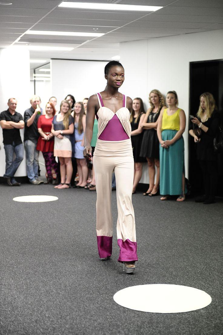Showcasing student's #fashion #design work