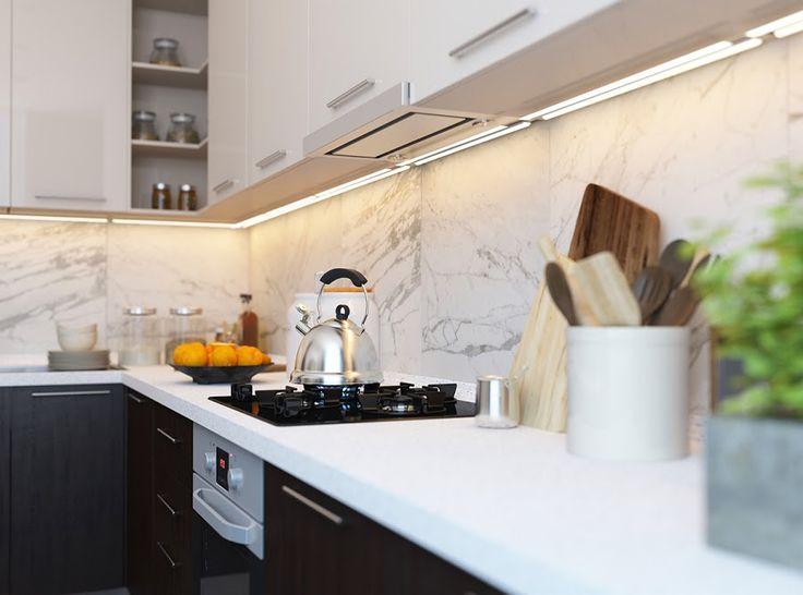 cmo disear una cocina funcional - Como Disear Una Cocina