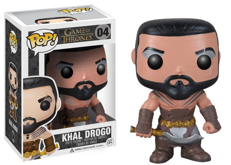 Pop! TV: Game of Thrones - Khal Drogo