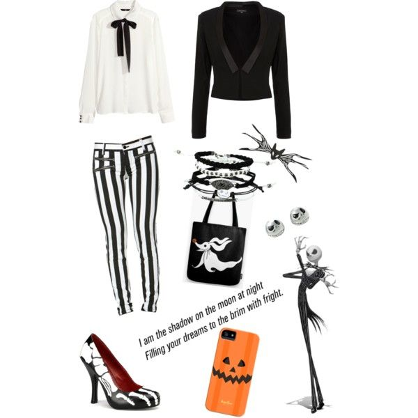 A fashion look from November 2014 featuring H&M blouses, Pied a Terre jackets and Buy Seasons costumes. Browse and shop related looks.