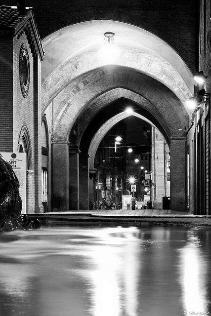 Bologna, Piazza Nettuno by @wungenz, via Flickr