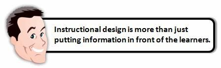 """""""What IS Instructional Design?"""" Intro at """"a site for everyone involved in creating and delivering learning"""""""