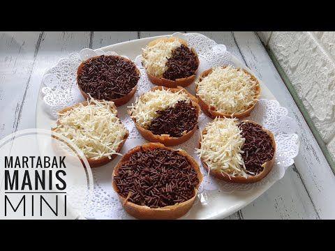 Resep Martabak Manis Mini Untuk Pemula Anti Gagal Ada Takaran Sendok Youtube Kue Lezat Makanan Makanan Enak