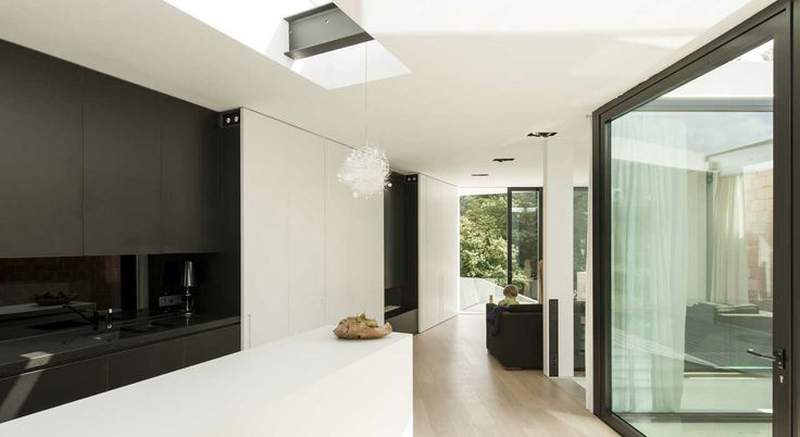 The privacy of a house http://www.morfae.com/the-privacy-of-a-house/ #architecture #house #home #modern