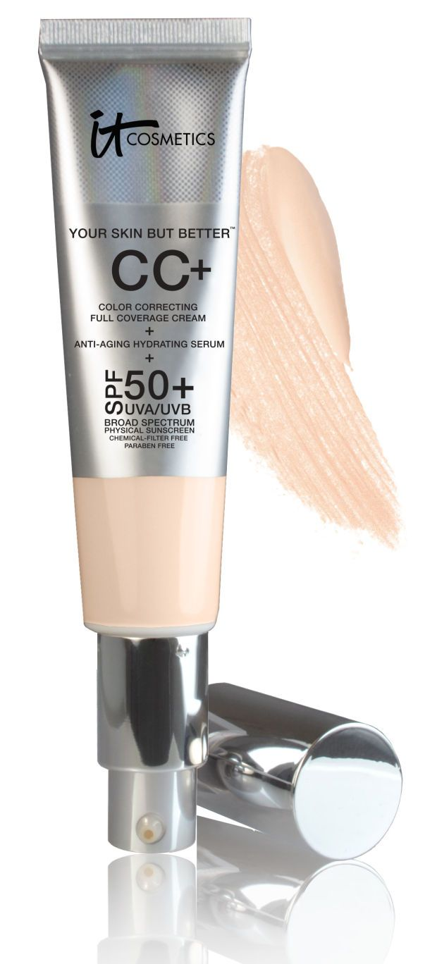 It Cosmetics CC Cream  http://beautyeditor.ca/2014/05/31/it-cosmetics-cc-cream
