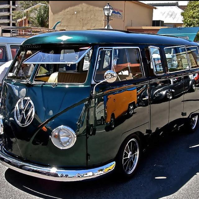 34cb2bb378f1d9 Road trip in a VW Kombi Van...on the bucket list!!!