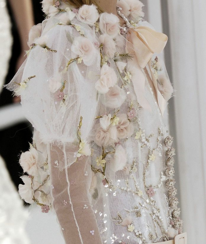 Chanel Haute Couture Spring/Summer 2006 | Fashion Industry