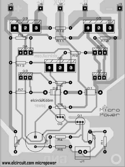 power amplifier micro driver in 2019 electronic projects diypower amplifier micro driver electronic circuit