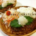 Wow! with this very easy yummy recipe, I don't have to go out for hamburger steak any more!