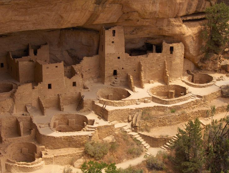One of my favorite places I've ever been ... Anasazi Ruins, Mesa Verde National Park, Colorado