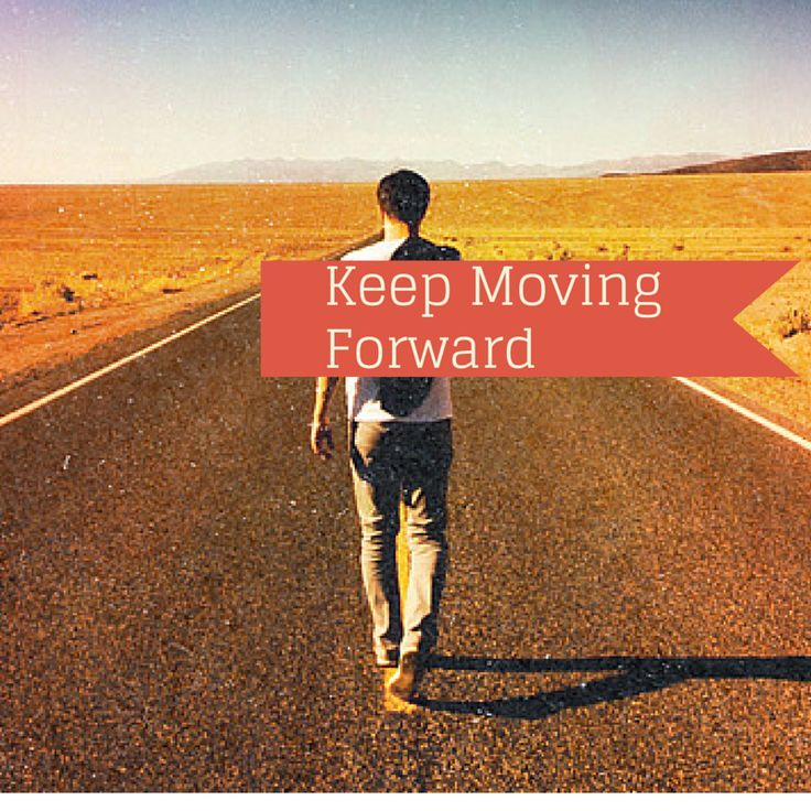Business School Advice to Keep Moving Forward
