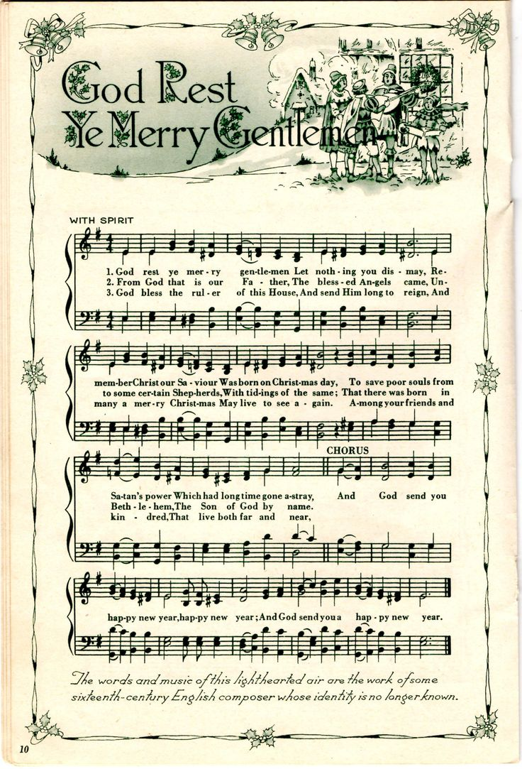 Names of some famous christmas carols - Find This Pin And More On Christmas