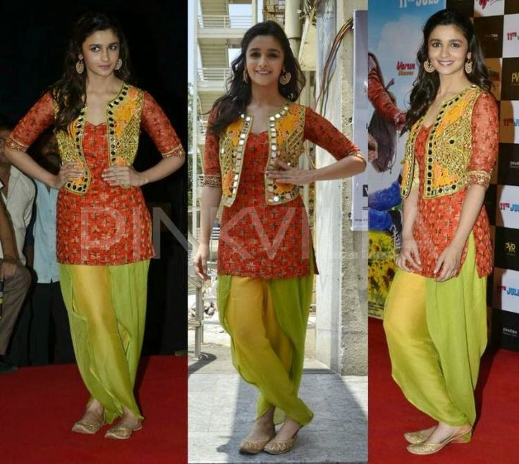 Alia Bhatt Dresses, Salwar Kameez Pics From Humpty Sharma Ki Dulhania | Fashion & Lifestyle Blogger | Chandigarh | India | BnB Fashion World