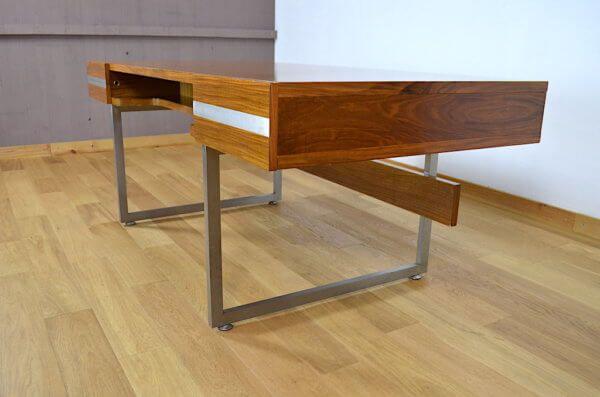 Mobilier Design Francais Vintage Annee 70 En 2020 Mobilier Design Chaise De Bureau Design Bureau Ministre