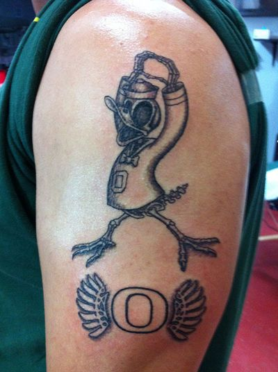 19 Best Duck Tattoos Images On Pinterest Duck Tattoos Oregon Ducks And Tattoo Ideas
