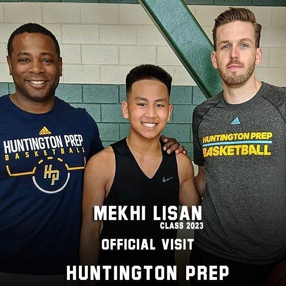 Congratulations To Mekhi Lisan For His Official Visit To Huntington Prep One Of The Top Prep Schools In America Schools In America Prep School Huntington