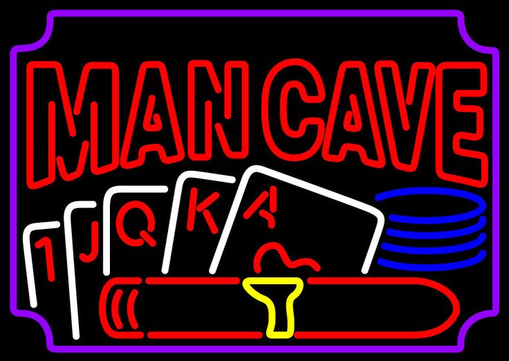 Man Cave Neon Signs Canada : Best pool bowling game room neon sign images on