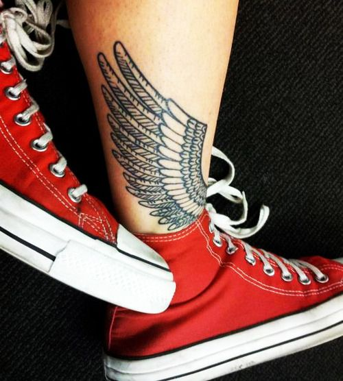 Designed by me, inked by Megan Oliver at Inner Vision Tattoo, Sydney, Australia.