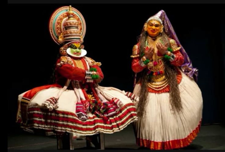 Kathakali - Traditional dance drama of Kerala