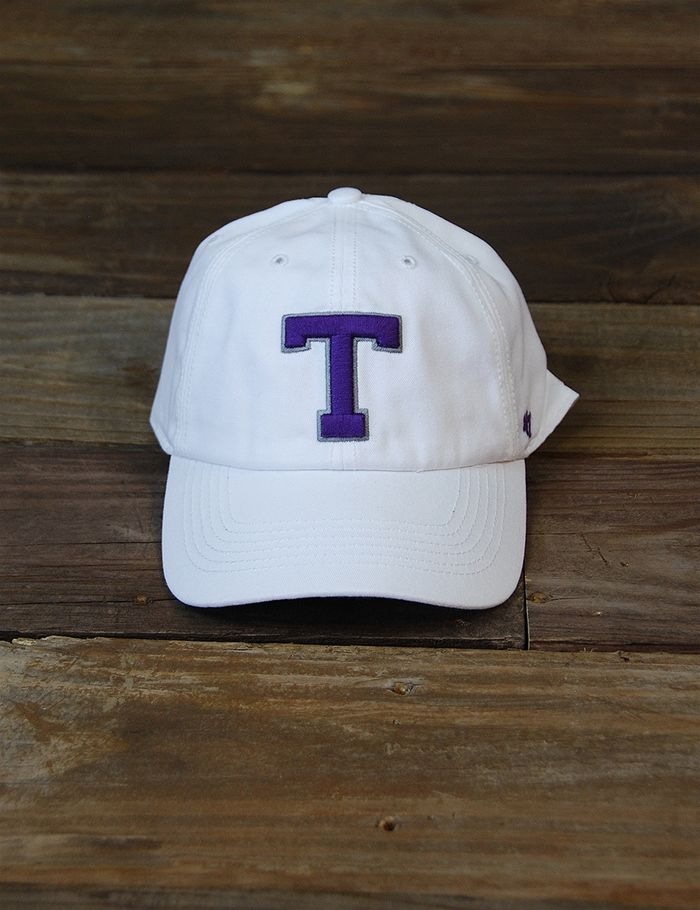 Show your school spirit in this new Tarleton State University cap! Perfect for game day! Go Texans!