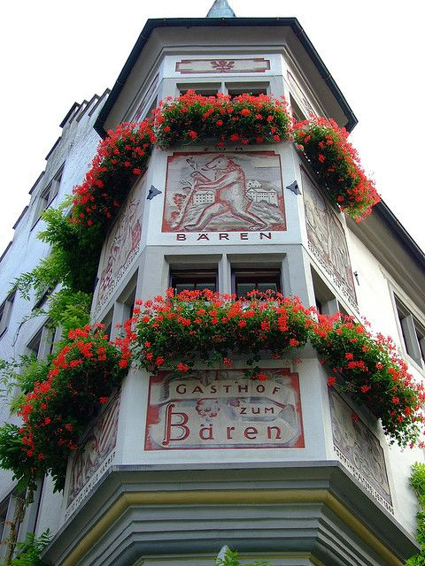 Hotel in Meersburg, Germany ...