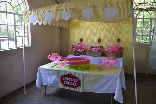 Children fun fair party theme