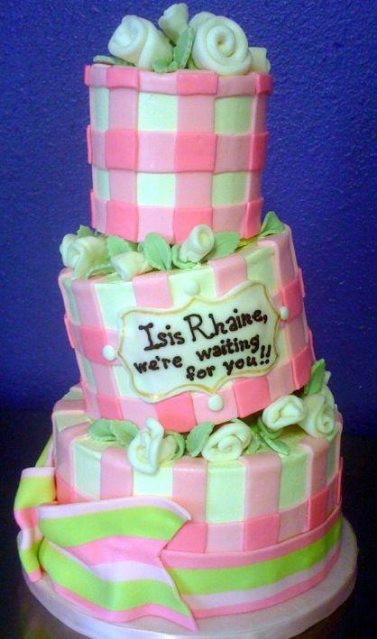8 best KAK Baby Shower Cakes images on Pinterest Baby shower