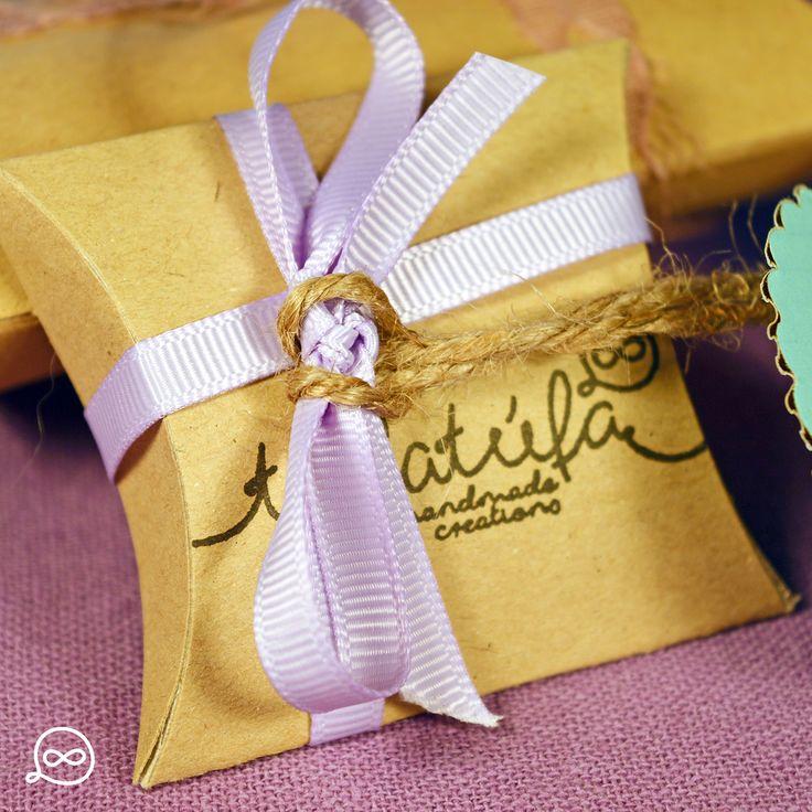 Tufatufa Handmade Packaging. #tufatufa