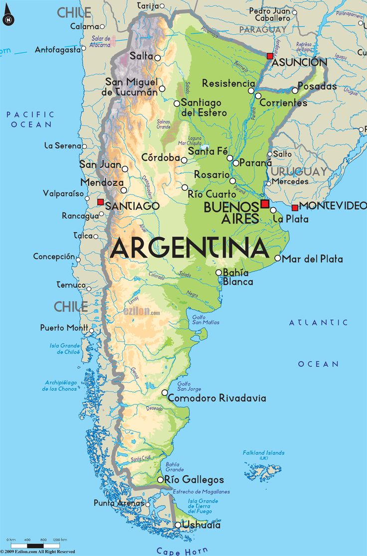 Best Argentina Map Ideas On Pinterest Uruguay Map Argentina - Argentina highlights map