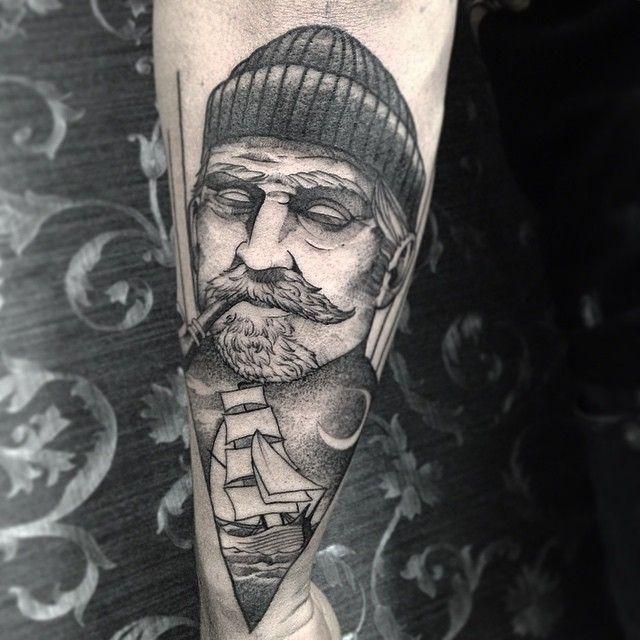 Mariner Tattoo