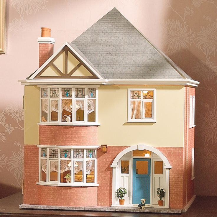 29 Best Images About Dollhouse Fun On Pinterest