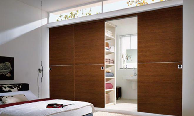 die besten 25 schiebet ren selber bauen ideen auf pinterest selbstgebauter raumteiler diy. Black Bedroom Furniture Sets. Home Design Ideas