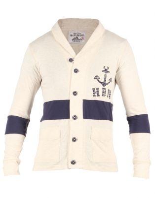 Holmes Bros Mens Shipyard Cardigan