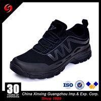Fornitura 50000 Nero Mesh Traspirante scarpe da corsa a piedi All'aperto campeggio militare sport trekking scarpe da uomo morbida tattico militare