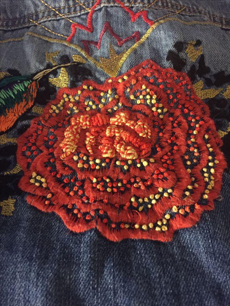 Flor 🌺 diseño de Trini Guzman mi Artista 👨🎤 Favorita