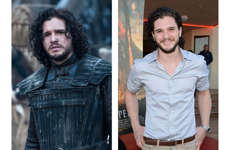 What the 'Game of Thrones' Cast Looks Like in Real Life - Elle