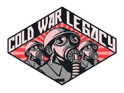 Cold War Legacy Logo by Colin McArthur