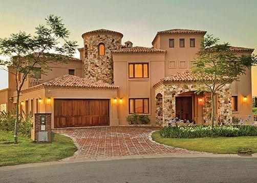 M s de 1000 ideas sobre estilo toscano en pinterest - Casas de estilo italiano ...
