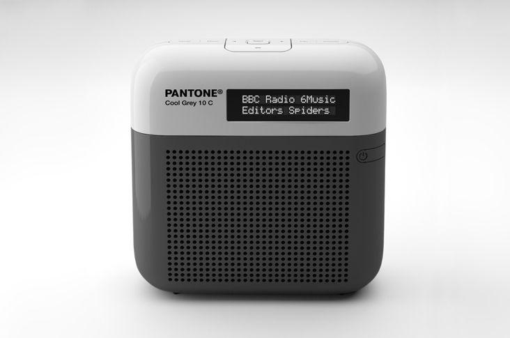Pantone EPP Radio / Coolgrey