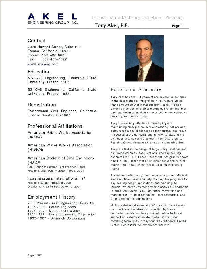Latest Cv Format For Experienced Mechanical Engineer Engineering
