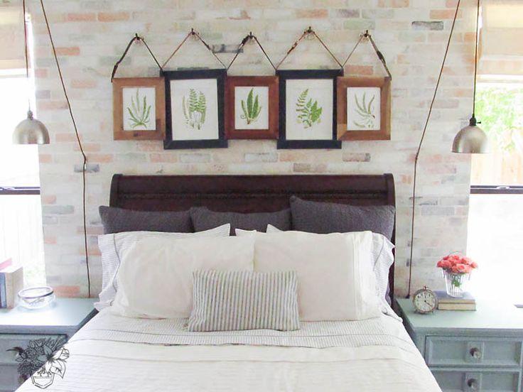 DIY Romantic Industrial Frames +Wall Art Blog Hop – Pocketful of Posies