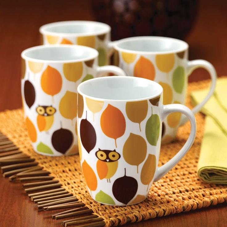Little Hoot - Owl Mugs.