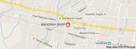 Map of anugrah shop