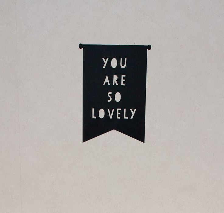 100 Percent Heart – You Are So Lovely Wall Decal